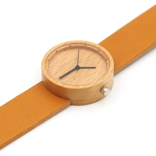 Nakari watch Beech Tan Girl size