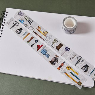 Stationeries Set Washi Tape