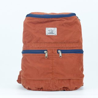 RuckSack Locke bag - wild berry red