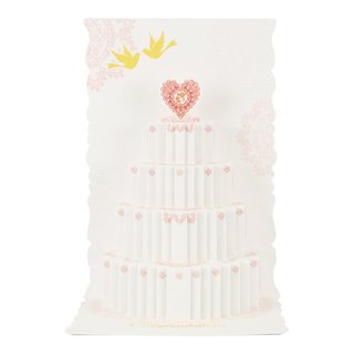 Three-dimensional love marriage [Hallmark-dimensional card marriage Hershey]