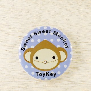 ToyKey toys ► Sweet Sweet Monkey Monkey ◄ Shui badge 22
