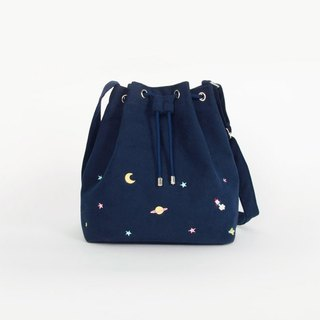 Dear My Universe Cosmic Totem Bucket Bag