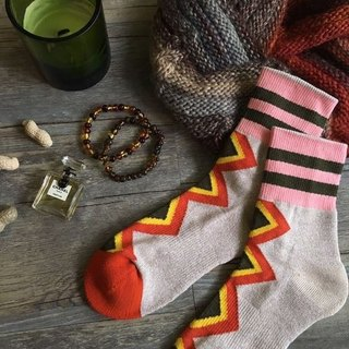 GillianSun Socks Collection HOT Hot 1610PK_Taco