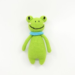Frog Doll Rattle/Frog/Mother Moon/Rattle