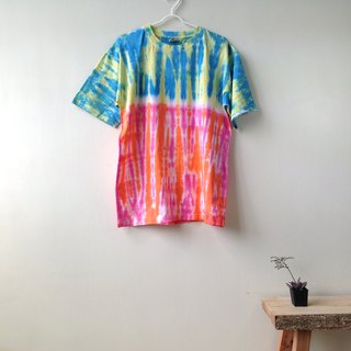 Tie dye 100% cotton T-shirt