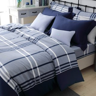 (Increase) Moonlight - Scottish Concerto - High-quality 60 cotton dual-use bed pack four-piece group 6*6.2 feet