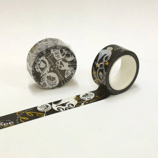 Paper tape MT#1 Female thief Su Fei [porridge noodle rice series]MaskingTape