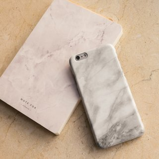 Hong Kong original brand Sell Good imitation marble texture glossy hard shell iPhone mobile phone shell - Classic