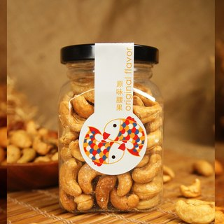 [afternoon snack light] low temperature baking original cashew nuts (170g / can)