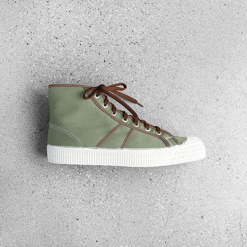 捷克陸軍帆布訓練鞋 / Vintage古著