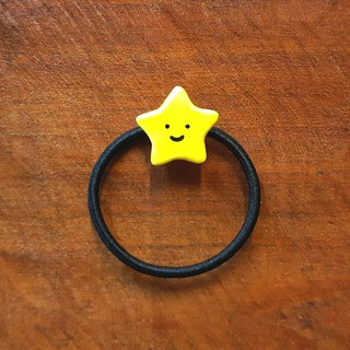 Little star hair ring