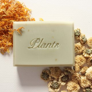 Calendula Chamomile Conditioning Soap I Low Sensitive Series I Conditioning Oil Water Balance I Sensitive Skin