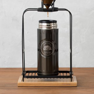 CB Japan Qahwa hand punch series of high and low adjustable coffee hand filter frame