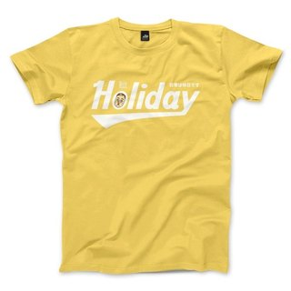 Mr. Paul Signature - Yellow - Neutral Edition T - shirt