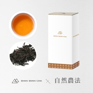 [Mountains came to tea] natural agricultural law Sun Moon Lake Red rhyme tea supplement package (100g / box)