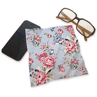 (Universal cloth) Taiwan series Hakka flower cloth - Peony powder ll Wipe cloth