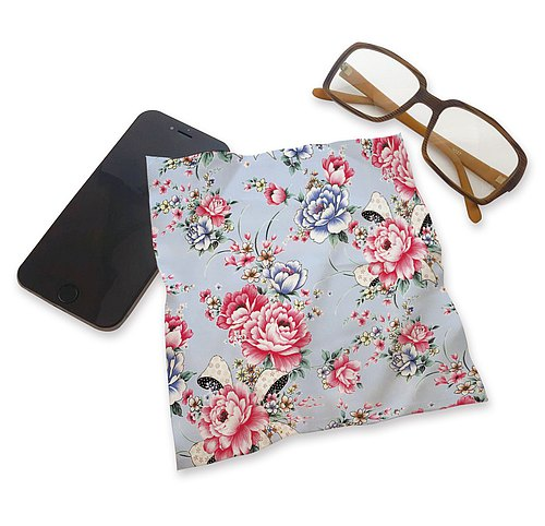 [Taiwan] Universal cloth series Hakka fabric - peony pink ll Wipes
