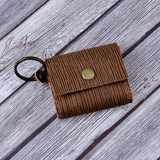U6.JP6 handmade leather goods - pure handmade imported cowhide - simple coin purse