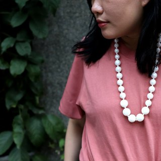 Silicone jewelry-mom-pearls