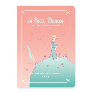 7321 Design Magic Series Little Prince Horizontal Line Notebook M-B612 Planet, 73D73419