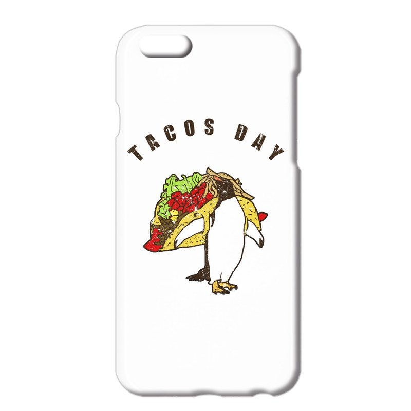 iPhone ケース / tacos day