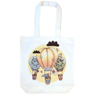 Around the World Handsome Tote (Bundle)