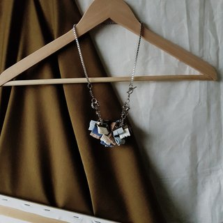 AUDREE Necklace :SKY