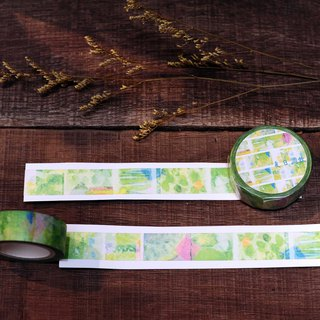 Summer cocktail washi tape craft paper
