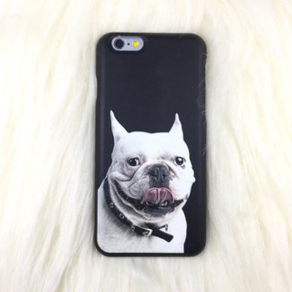 Graduation Gift Fighting Dog A iPhone 8 8 Plus / iPhone 7 Easy Mobile Phone Case