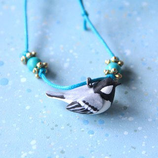Clover's Tit Clay Necklace A