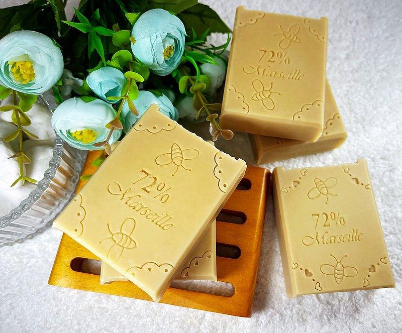 【蜂蜜橄欖馬賽皂】丨中乾性、乾性、敏弱膚質