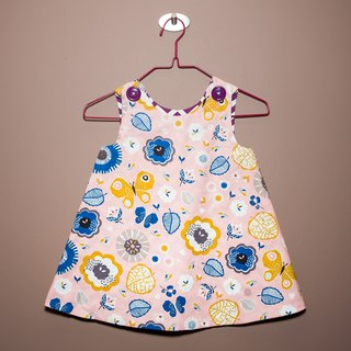 Butterflies - sided Dress