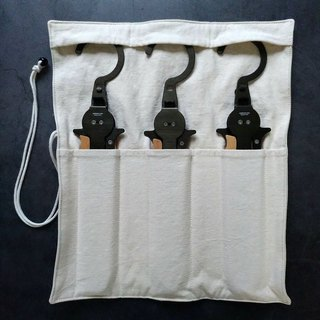Customized Wood Foldable Clothes Hanger