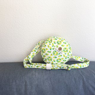 Lemons in Youth- shoulder bag, walking bag, side bag, daily bag, picnic bag