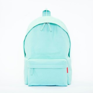 Waterproof Heavy Canvas Backpack ( 13.5 / 15.5 Notebook ) / Turquoise