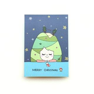 ✦ Pista Gallery Illustration ✦ MERRY CHRISTMAS Merry Christmas