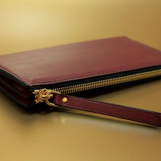 AFNL Slim Zip Wallet