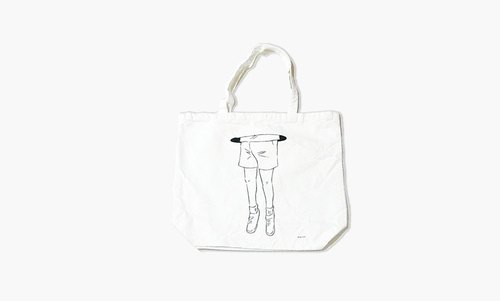 NORITAKE - とぶ人 Flying people Tote Bag