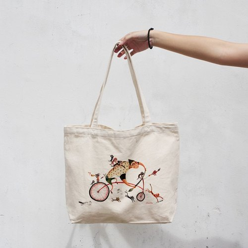 Tote bag-Good friends