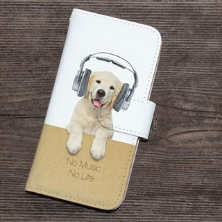 【All models compatible】 Free shipping 【notebook type】 Retriever also No Music No Life smart case