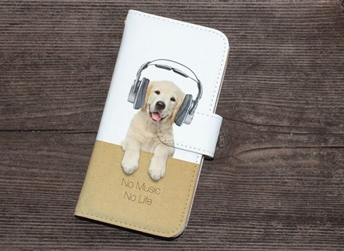 [All models corresponding Free Shipping ☆ [notebook type] Datte Retriever No Music No Life Sumahokesu