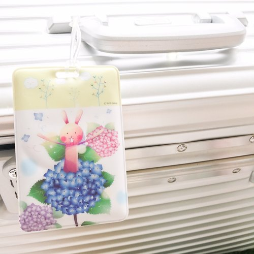 苏阿福拉邦 | money card ticket clip luggage tag - bringing hope Fantasia