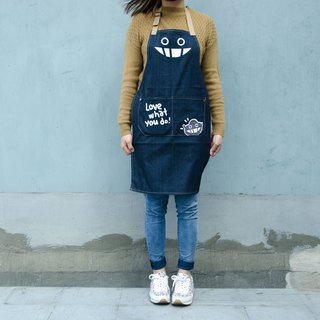 Dustykid Denim Apron / Uniform