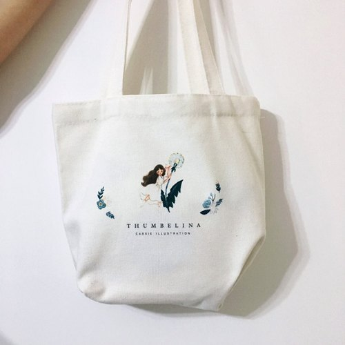/ Thumbelina / Lunch Bag /
