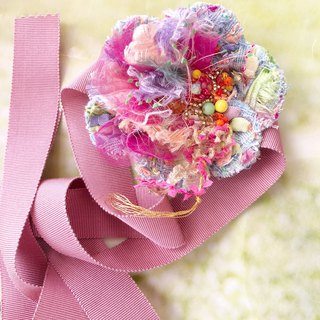 Corsage Bag Charm  accessory