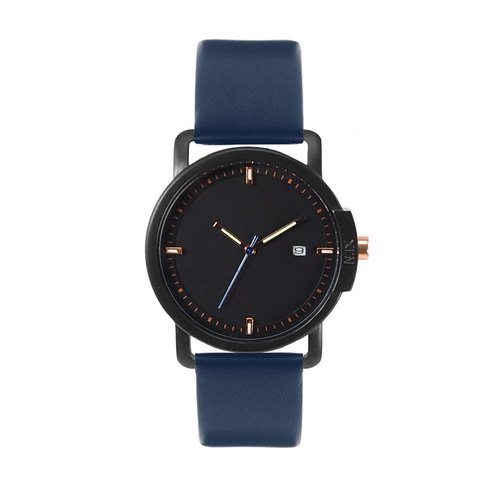 Minimal Watches : Ocean Project - Ocean04-Navy