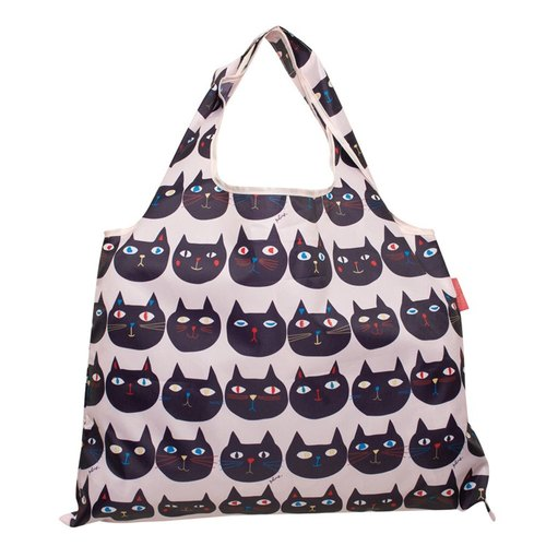 Japanese Prairie Dog Design Bag - Cat Face