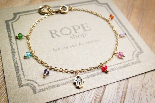 ROPEshop of [Love] Fama Di bracelet.