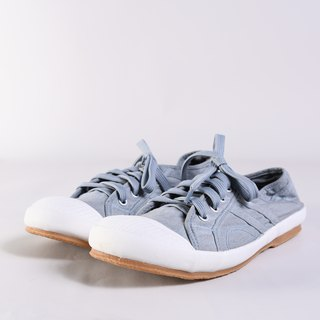 Casual shoes - LANA dyeing series clear sky
