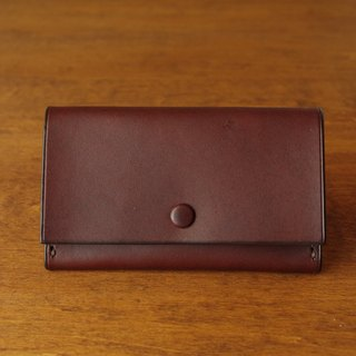 【受注生産】Business Card Case/choco×olive
